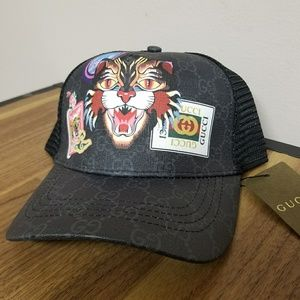 Accessories - New Gucci Tiger Hat.